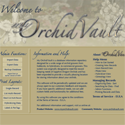 My Orchid Vault database